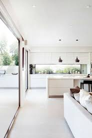 White Modern Kitchen 17 Best Ideas About Modern Kitchens On Pinterest Modern Kitchen