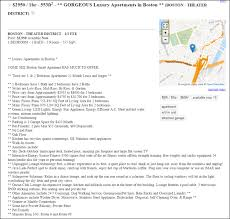 What To Avoid On Craigslist