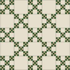 69 best Pioneer Blocks and Quilts~ Oregon Trail images on ... & Double Nine-Patch Quilt Block Pattern Adamdwight.com