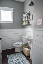 cool bathrooms.  Cool Check Out This Beautiful Powder Room Reveal This Tiny Bathroom Was  Transformed From Boring To Inside Cool Bathrooms