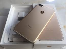 Cần bán iPhone 7 plus Gold 32gb QT fullbox BH 11/2017 - TP.Hồ Chí Minh -  Five.vn
