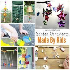 diy garden crafts ideas adorable garden ornaments for kids to make love these homemade