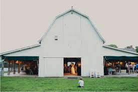 vintage and chic countryside barn wedding