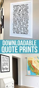 Small Picture Inspiring Quotes for Home Decor