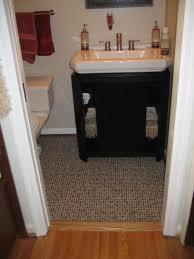 image quarter bamboo bathroom stool bamboo flooring displaying  gt images for cork flooring bathroom