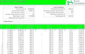 Mortgage Calculator With Extra Monthly And Yearly Payments Mortgage Calculator In Excel Template Tlcmentoring Info