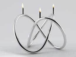 modern candle holder  to buy  to think to make  pinterest