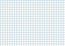 Alvin Quadrille 8 5x11 Graph Drawing Paper 10x10 Grid