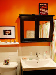 Soccer Bathroom Accessories Kids Bathroom Decor Pictures Ideas Tips From Hgtv Hgtv