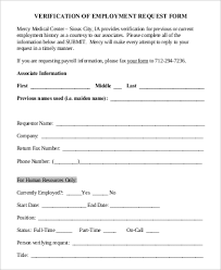 Sample Vacation Request Form Awesome 48 Sample Employment Request Forms Sample Templates