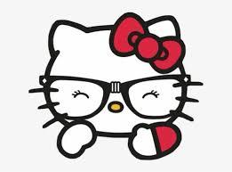 Buku ini tersaji menjadi dua bagian, yaitu buku untuk guru dan buku untuk siswa. Logo Hello Kitty Red Png Tahun Ajar