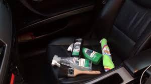 Araç koltuk temizliği nasıl yapılır? Deri Temizligi Nasil Yapilir Deri Bakimi Nasil Yapilir Leather Conditioner Seri01 Youtube