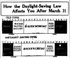 World War I And Daylight Savings Time Teaching With The