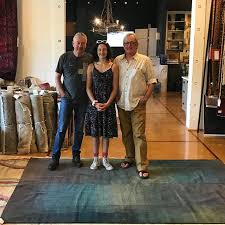 road trip 2019 continues with a visit to fine rugs of charleston our new