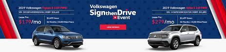 volkswagen tiguan and atlas special offer garden grove ca