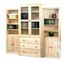 office depot bookcases wood. Modren Depot Office Depot Bookcase Interesting  With Doors Wooden Bookshelves For Bookcases Wood O