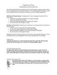 Examples Of Apa Papers Paper How To Quote In Research With Examples Wikihow Paraphrase Cite