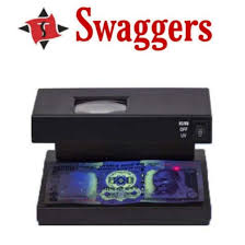 Fake Money Detector Light Swaggers Compact And Lightweight Multi Use Fake Money