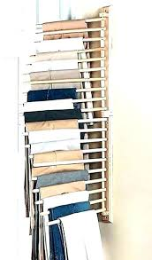 wall mounted folding drying rack mount clothes white dryin