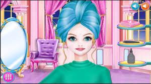 bride makeup game barbie real makeover make up