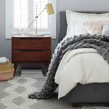White & Gray Basic Adult Bedroom Collection : Target