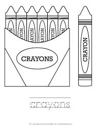cerulean blue crayon coloring page