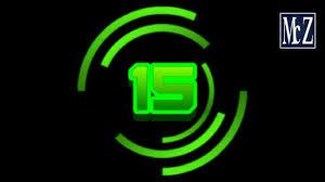 Timer 15 Conto Alla Rovescia 15 Secondi 15 Seconds Countdown Timer