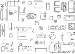Floor Plan Icons Stock Images RoyaltyFree Images U0026 Vectors Furniture Icons For Floor Plans