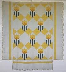 Art Nouveau Quilt Patterns Art Deco Quilts Art Deco Fabric Line ... & Art Deco Inspired Tulip Quilt Designed By Ruby Mckim Art Deco Quilts By Don  Linn Design ... Adamdwight.com