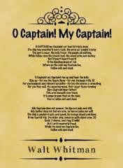 walt whitman s o captain my captain essays on the famous poem  walt whitman s o captain my captain