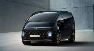 Hyundai Staria Has Major Space Van Vibes