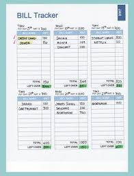 Creating A Budget Worksheet Unique Worksheet to Keep Track Of Paid ...
