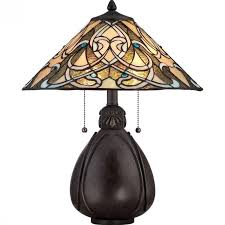 quoizel india table lamp in imperial bronze
