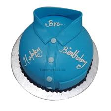 Birthday Cake For Brother Online Best Designs Yummycake