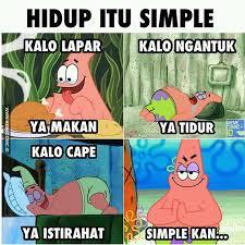 Meme Spongebob Lucu Banget
