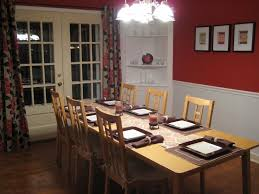 Dining Room Paint Ideas With Chair Rail Century Dining Room Chair - Dining room color ideas with chair rail