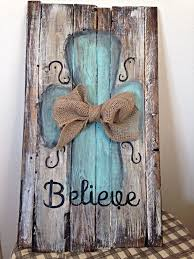 pallet painting ideas christmas. hand-painted wood pallet cross sign with burlap bow. the is approximately inches, stained, painted, and distressed placed on saw tooth hangers. painting ideas christmas