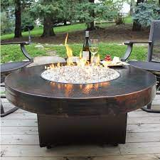 Natural Gas Conversion Kit Oriflamme Fire Table