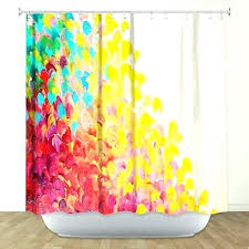 colorful shower curtain poncho blue crystal hooks curtains multi colored fabric world map coolest bright