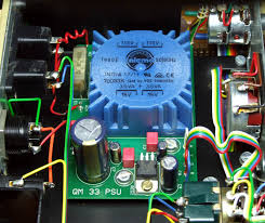 quadpsu jpg the internal psu ers in directly to the mains input wires and can be set for either european 230v or usa 115v ac using on board links and a single or