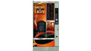 Hot Coffee Vending Machine Simple Crane Cafforia Hot Beverage Vending Machine VendingMarketWatch