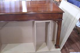 office writing table. Antique Style Writing Desk In Solid Mahogany Office Table N