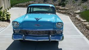 1956 Chevy Model 150 2dr. Utility Sedan | The H.A.M.B.