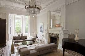 decorative plaster ceiling mouldings living room transitional with fireplace surround crown molding parquet flooring