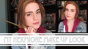 hermione granger make up