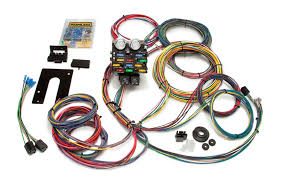 21 circuit pro street chassis harness details painless performance 21 circuit pro street chassis harness by painless performance