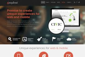 Template Websites Fascinating 48 Best HTML Technology App Software Website Templates 48