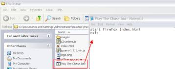 Method to create a single html EXE file. - Game Dev Tutorials