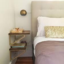 Bedroom nightstand shelf idea... #InstaFav: 20 best IKEA hacks on Instagram