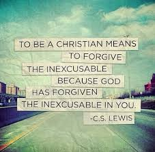Christian Quotes On Love And Forgiveness Best of To Be A Christian Quote Picture